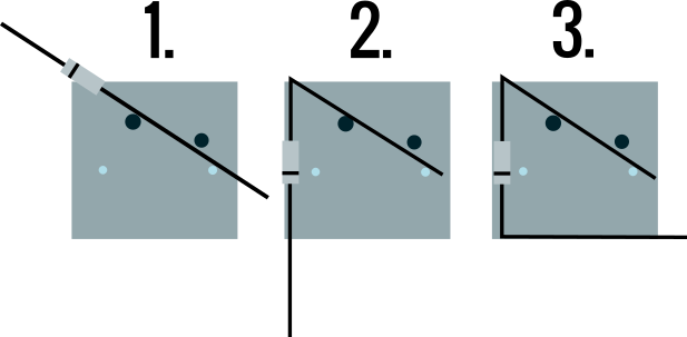 diode placement